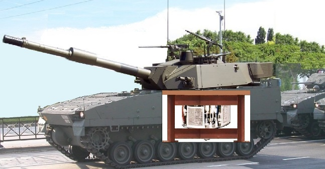 Singapore Expeditionary HIMARS Tracked Vehicle Integration